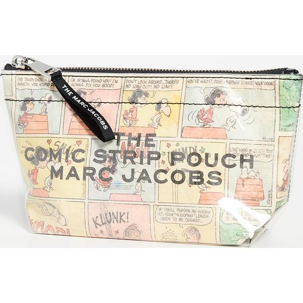 (取寄)マークジェイコブス x ピーナッツ ラージ コスメティック ケース The Marc Jacobs x Peanuts Large Cosmetic Case Multi