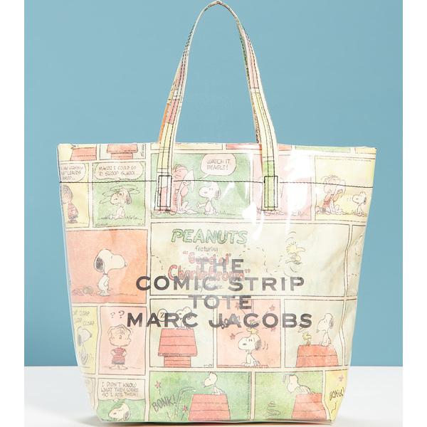 (取寄)マークジェイコブス x ピーナッツ トート バッグ The Marc Jacobs x Peanuts Tote Bag Multi
