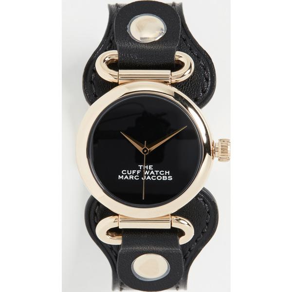 【クーポンで最大2000円OFF】(取寄)マークジェイコブス ザ カフ ウォッチ 36mm The Marc Jacobs The Cuff Watch 36mm Black