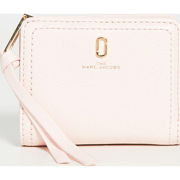 (取寄)マークジェイコブス ソフトショット ミニ コンパクト ウォレット The Marc Jacobs Softshot Mini Compact Wallet PinkTutu