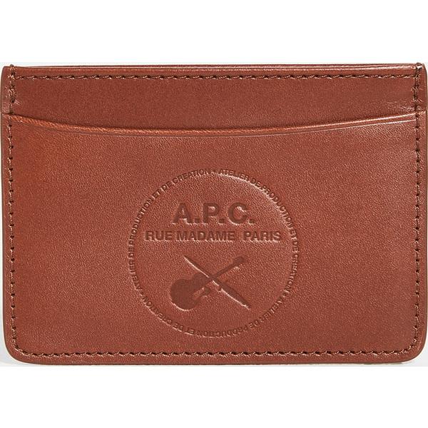 (取寄)アーペーセー アンドレ カード ホルダー A.P.C. Andre Card Holder Porte