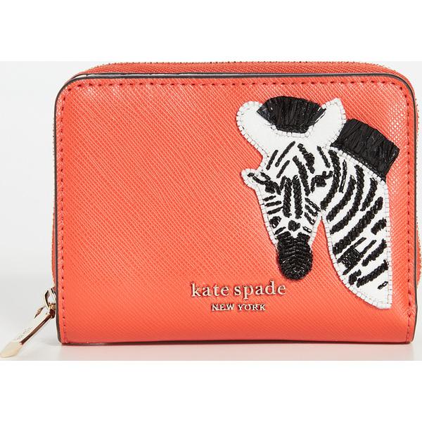 【クーポンで最大2000円OFF】(取寄)ケイトスペード 財布 サファリ スモール コンパクト ウォレット Kate Spade New York Safari Small Compact Wallet Tamarillo