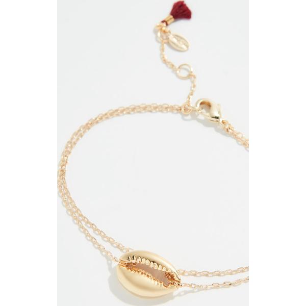 【クーポンで最大2000円OFF】(取寄)シャシ バルト ブレスレット Shashi Baltic Bracelet Gold