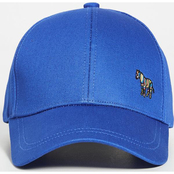 (取寄)ピーエス ポールスミス ゼブラ ベースボール キャップ PS Paul Smith Zebra Baseball Cap Blue