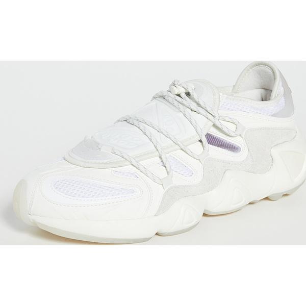 (取寄)アディダス メンズ x 032C サルヴェイション ロウ トップ スニーカー adidas Men's x 032C Salvation Low Top Sneakers White White White