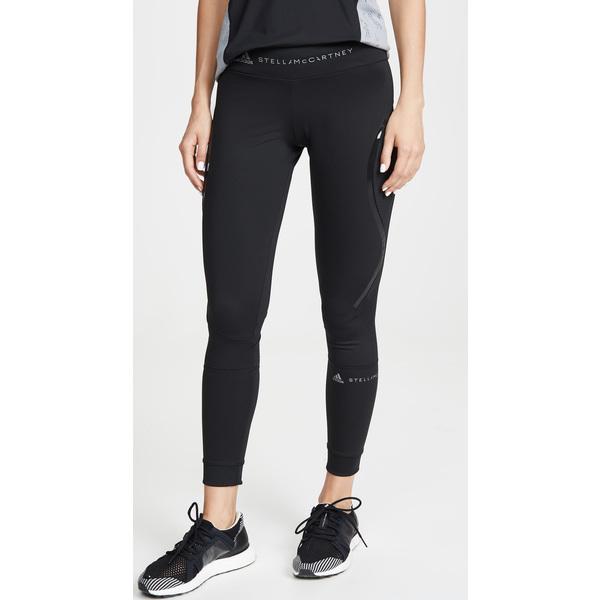 (取寄)アディダス バイ ステラ マッカートニー レディース エッセンシャル レギンス adidas by Stella McCartney Women's Essential Leggings Black