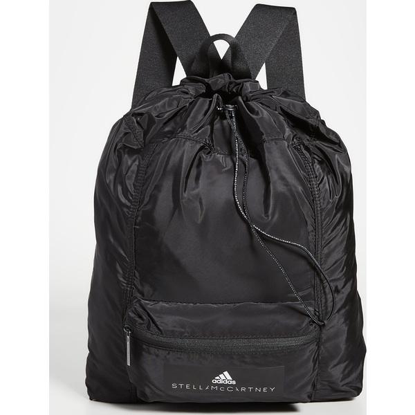 (取寄)アディダス バイ ステラ マッカートニー レディース ジムサック adidas by Stella McCartney Women's Gymsack Black White