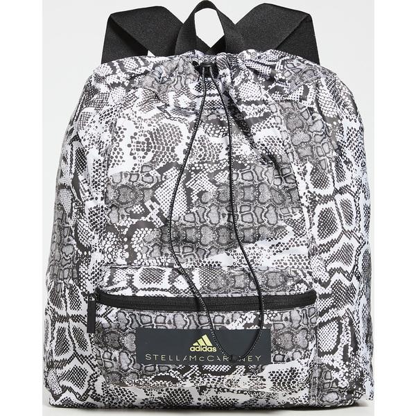 (取寄)アディダス バイ ステラ マッカートニー レディース ジムサック adidas by Stella McCartney Women's Gymsack Black White Froyel