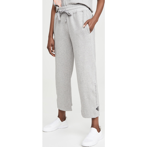 (取寄)アディダス バイ ステラ マッカートニー レディース エッセンシャル ジョガー adidas by Stella McCartney Women's Essential Joggers GreyHeather