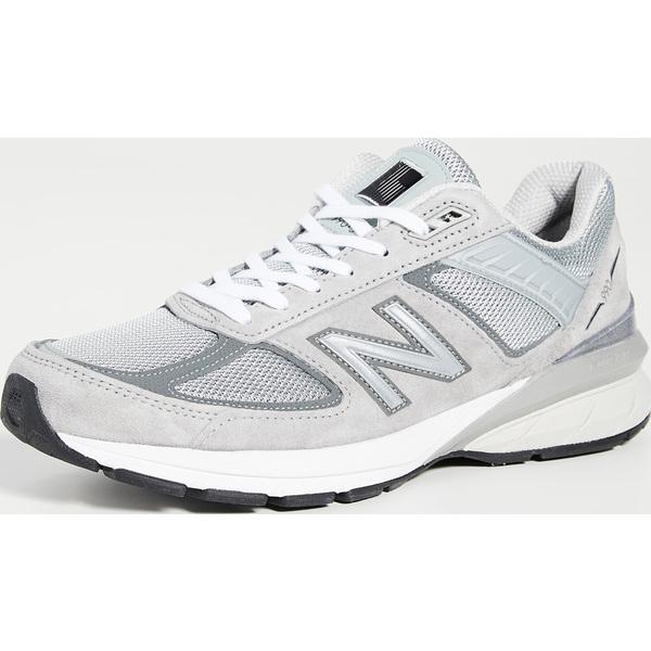 (取寄)ニューバランス メンズ 990 V5 スニーカー New Balance Men's 990 V5 Sneakers Grey