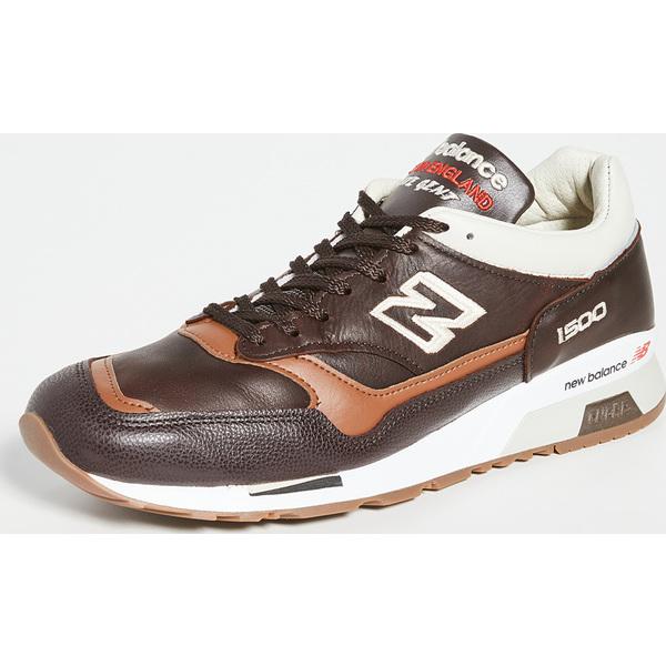 (取寄)ニューバランス メンズ メイド イン ユーケー 1500 スニーカー New Balance Men's Made In UK 1500 Sneakers Brown Tan