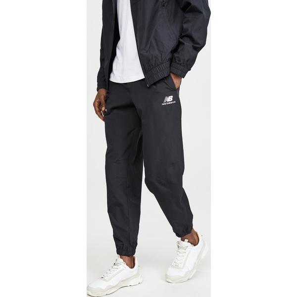 【クーポンで最大2000円OFF】(取寄)ニューバランス メンズ エヌビー アスレチックス ウィンド パンツ New Balance Men's NB Athletics Wind Pants Black