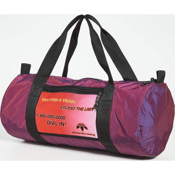 (取寄)アディダス メンズ オリジナルス バイ アレキサンダー ワン 2T ダッフル バッグ adidas Men's Originals by Alexander Wang 2T Duffle Bag Multi