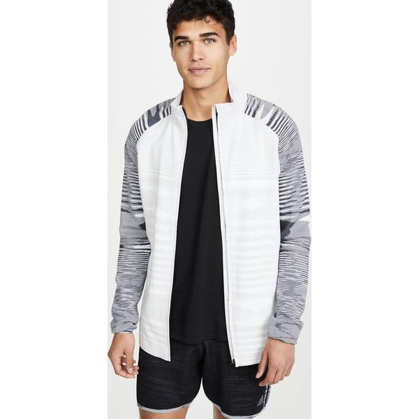 (取寄)アディダス メンズ x ミッソーニ Phx ジャケット adidas Men's x MISSONI Phx Jacket White Black DarkGrey
