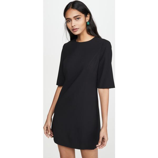 (取寄)アリス アンド オリビア レディース コーリー ミニ ドレス alice + olivia Women's Coley Mini Dress Black