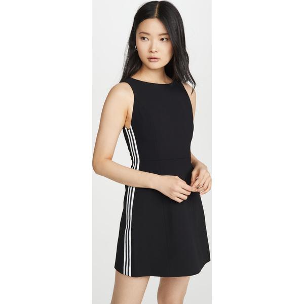 (取寄)アリス アンド オリビア レディース リンジー ストラクチャード ドレス alice + olivia Women's Lindsey Structured Dress Black White