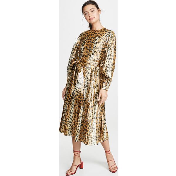 (取寄)マークジェイコブス プリーツ ドレス The Marc Jacobs Pleated Dress Natural