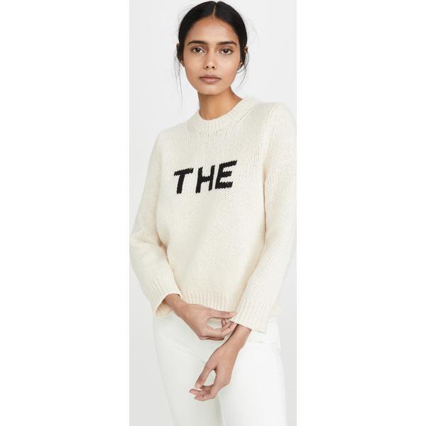 (取寄)マークジェイコブス ザ セーター The Marc Jacobs The Sweater Ivory