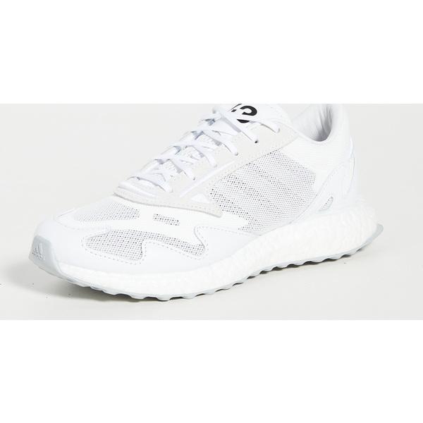 (取寄)ワイスリー レディース ワイスリー レディース リシュー ラン スニーカー Y-3 Y-3 Rhisu Run Sneakers Ftwrwhite Black Ftwrwhite