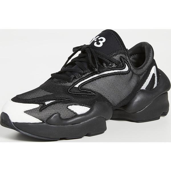 (取寄)ワイスリー レディース ワイスリー レディース レン スニーカー Y-3 Y-3 Ren Sneakers Black Corewhite Black