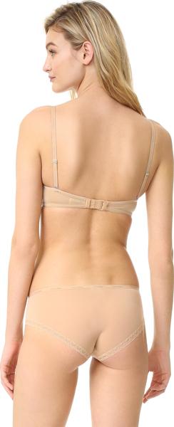 99ce94639c (order) Calvin Klein Underwear Naked Glamour Strapless Push Up Bra Calvin  Klein underwear Naked grammar strapless pushup bra Buff