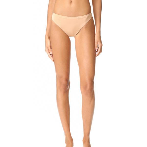 827fe736996792 (order) Calvin Klein Underwear Women's Pure Seamless Thong Calvin Klein  underwear lady's pure seamlessness tong Bare