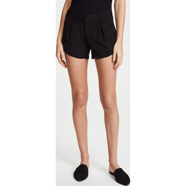 (取寄)アリス アンド オリビア レディース バタフライ ショーツ alice + olivia Women's Butterfly Shorts Black