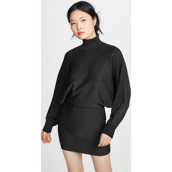 (取寄)アリス アンド オリビア レディース バリ ドレス alice + olivia Women's Bari Dress Black