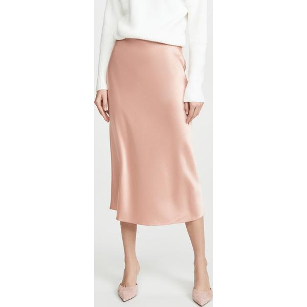 (取寄)アリス アンド オリビア レディース メーヴ スリップ スカート alice + olivia Women's Maeve Slip Skirt RoseTan
