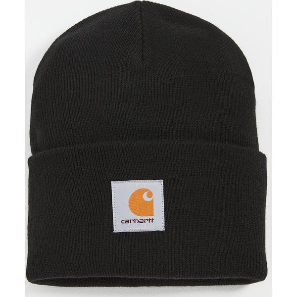 Carhartt WIP カーハート ダブリューアイピー メンズ 帽子 ニット帽 ビーニー Beanie ブランド Black 取寄 店舗 アクリル Hat Watch クーポンで最大2000円OFF Acrylic ウォッチ 新商品 ハット