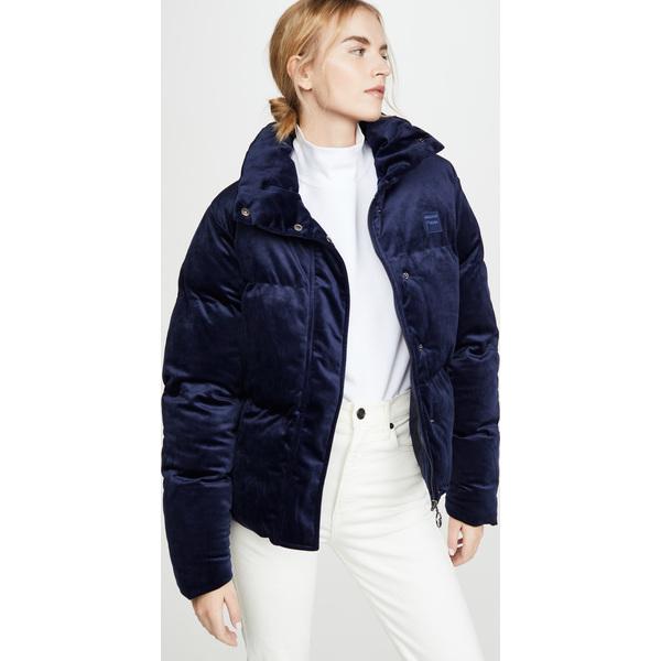 (取寄)フィラ レディース ベラ パファー ジャケット Fila Women's Bella Puffer Jacket Peacoat