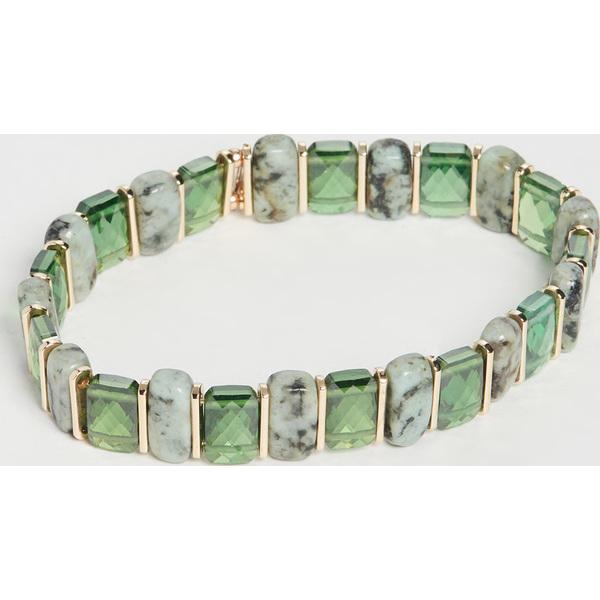 【クーポンで最大2000円OFF】(取寄)シャシ ティル グロウ ブレスレット Shashi Tilu Glow Bracelet Ornella