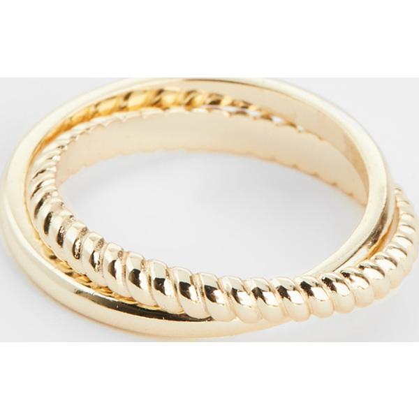 (取寄)シャシ ペトラ リング Shashi Petra Ring Gold