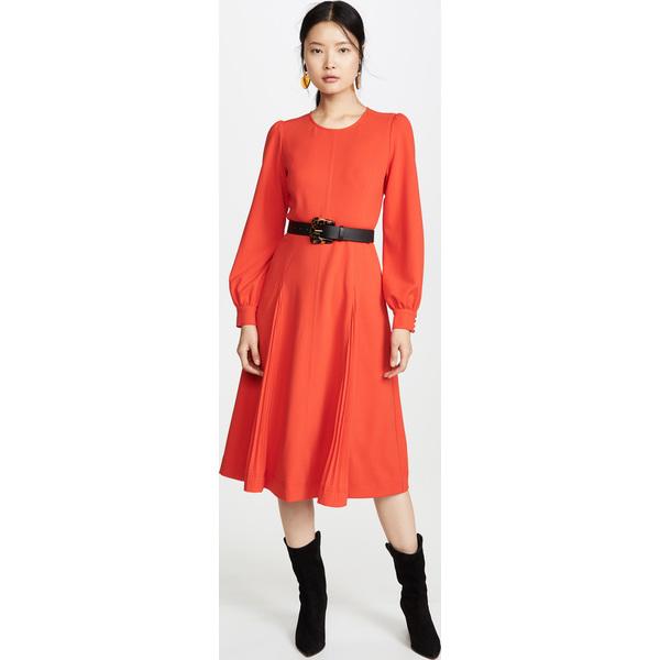 (取寄)トリーバーチ レディース ニット クレープ ドレス Tory Burch Women's Knit Crepe Dress Samba