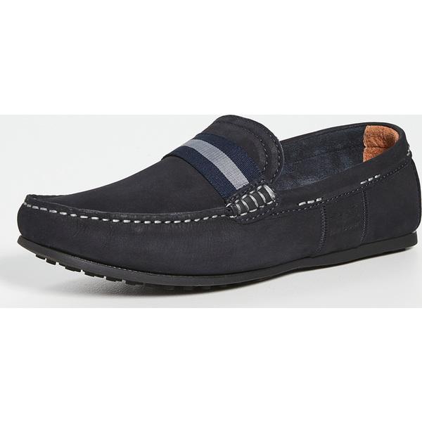 (取寄)バブアー マンセル シューズ Barbour Mansell Shoes NavyNubuck