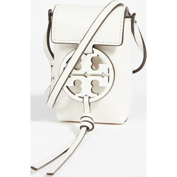 (取寄)トリーバーチ レディース ミラー ナノ フォン クロスボディ バッグ Tory Burch Women's Miller Nano Phone Crossbody Bag Birch