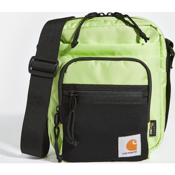 (取寄)カーハート ダブリューアイピー デルタ ストラップ バッグ Carhartt WIP Delta Strap Bag Lime