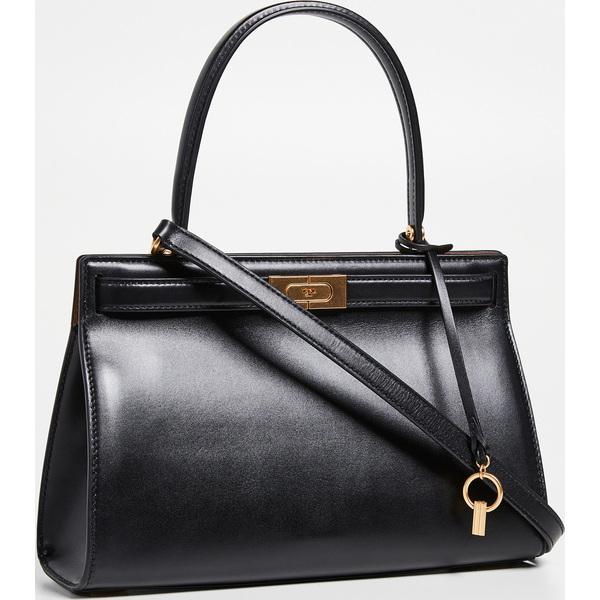 (取寄)トリーバーチ レディース リー ラズウィル スモール バッグ Tory Burch Women's Lee Radzwill Small Bag Black