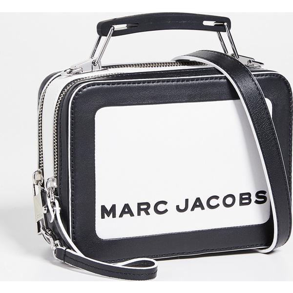 (取寄)マークジェイコブス ザ ボックス 20 バッグ The Marc Jacobs The Box 20 Bag CottonMulti