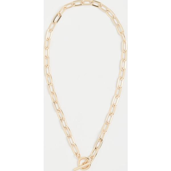 【クーポンで最大2000円OFF】(取寄)シャシ パートン ネックレス Shashi Patron Necklace Gold