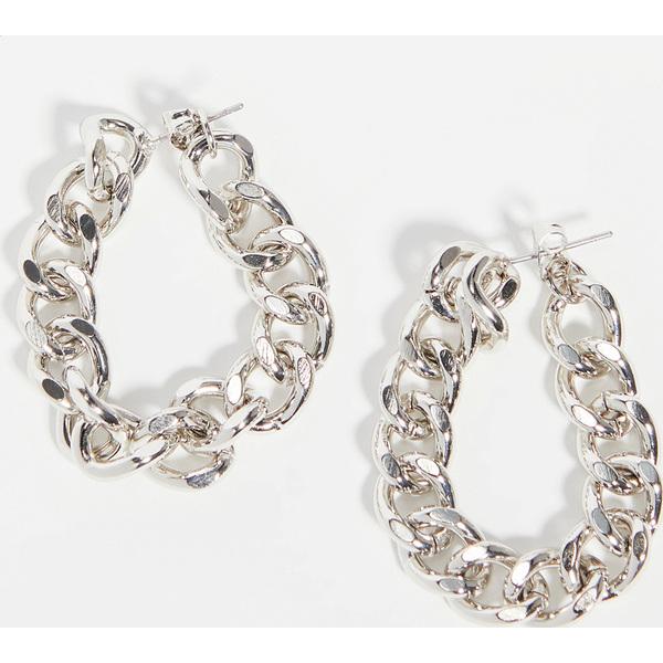 【クーポンで最大2000円OFF】(取寄)シャシ ロンドン コーリング ピアス Shashi London Calling Earrings Silver
