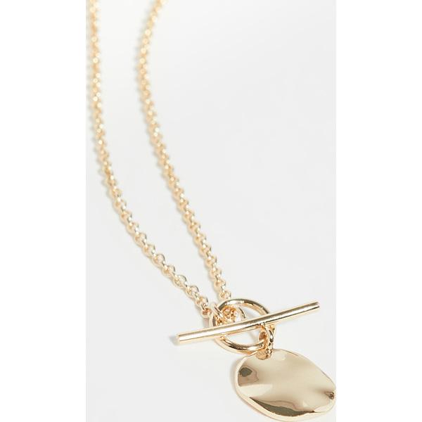 【クーポンで最大2000円OFF】(取寄)シャシ エトワール ネックレス Shashi Etoile Necklace Gold