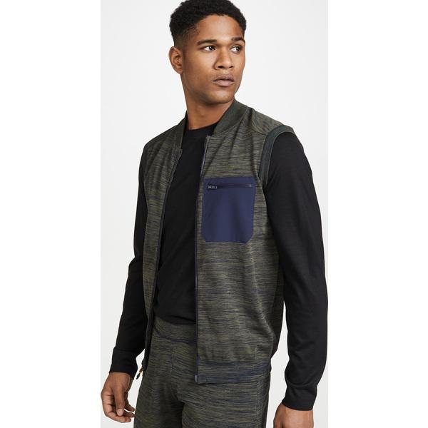 【クーポンで最大2000円OFF】(取寄)アディダス メンズ x ユニバーサル ワークス ベスト adidas Men's x Universal Works Vest LegendInks