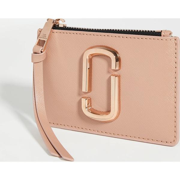 (取寄)マークジェイコブス トップ ジップ マルチ ウォレット The Marc Jacobs Top Zip Multi Wallet Sunkissed