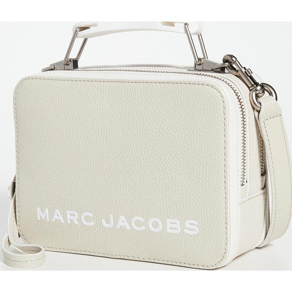 (取寄)マークジェイコブス ザ ボックス 20 バッグ The Marc Jacobs The Box 20 Bag Oatmilk