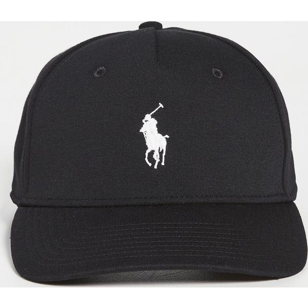 Polo Ralph Lauren ポロ ラルフローレン キャップ 帽子 Cap 取寄 モダン ブランド 送料無料 激安 お買い得 キ゛フト 格安SALEスタート Modern Black