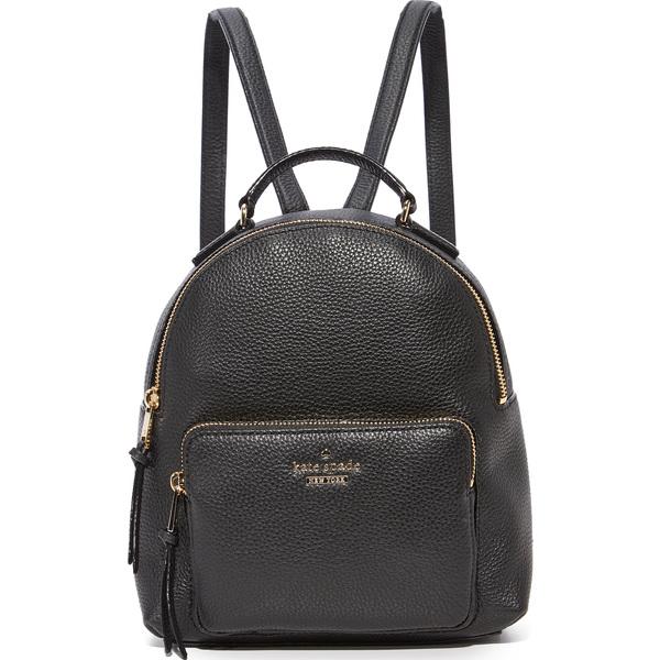 (取寄)Kate Spade New York Jackson Street Keleigh Backpack ケイトスペード ジャクソン ストリート ケリー バックパック Black