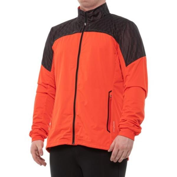 メンズ ジャケット 自転車 サイクリング アウター ブランド 男性 カジュアル ファッション 大きいサイズ ビックサイズ (取寄) メンズ スポーツウェア ジャケット Craft Sportswear men Craft Sportswear Intensity Jacket (For Men) Bolt