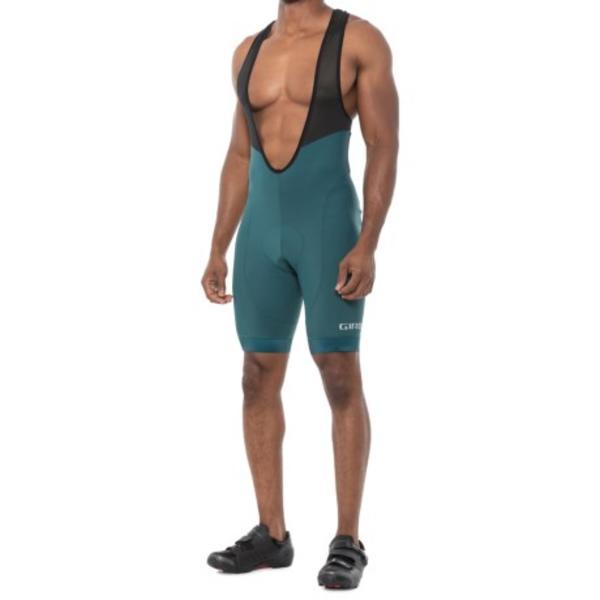 メンズ ハーフパンツ ショートパンツ 自転車 サイクリング 男性 ブランド 大きいサイズ ビックサイズ (取寄) メンズ サイクリング ビブ ショーツ Giro men Giro Chrono Expert Cycling Bib Shorts (For Men) True Spruce