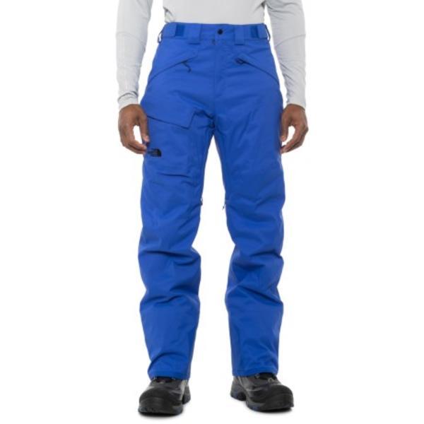 パンツ スキー スノボ パンツ メンズ ズボン スノーボード ハイキング 登山 マウンテン アウトドア ファッション ブランド 大きいサイズ ビックサイズ  (取寄) メンズ ザ ノース フェイス フリーダム スキー パンツ The North Face men The North Face Freedom Ski Pants (For Men) Tnf Blue
